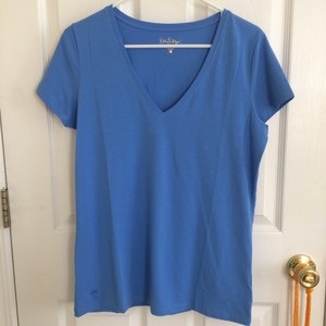 Lilly Pulitzer T Shirt bay blue