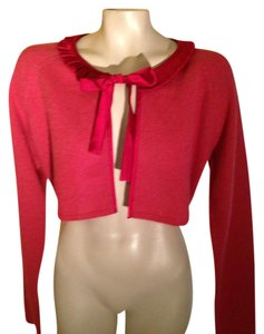 Moda International Midriff Cardigan Longsleeve Crop Shrug Sweater