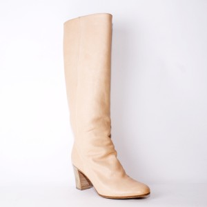 Maison Margiela Knee High Baby pink Boots