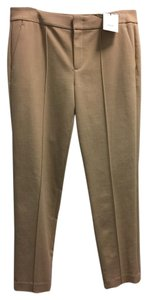 Vince Fitted Neutral Color Professional Looking Never Worn Trouser Pants Marzipan