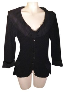Mieka Cashmere Designer Jacket Cardigan Formal Sweater