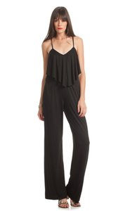 Trina Turk Wide Leg Pants Black