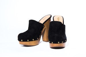 Mossimo Supply Co. Co. Nwt Booties Black Sandals