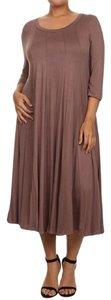 Boutique 9 Plus-size Maxi Dress