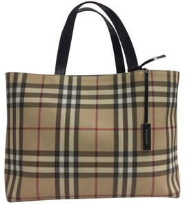 Burberry Tote in nova check, multiple