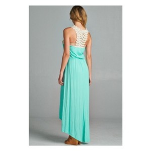 Mint Maxi Dress by Vanilla Bay