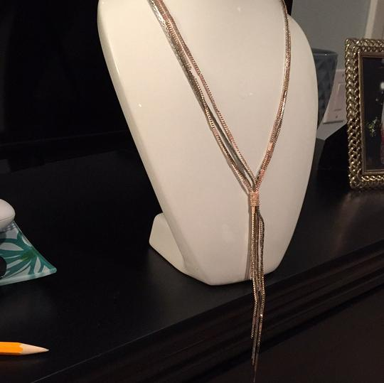 Other lariat necklace