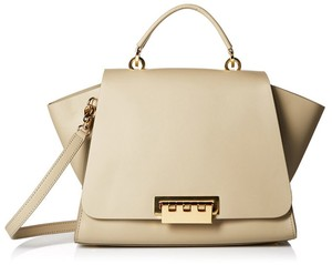 Zac Posen Zp1508 Top Handle 846964018992 Tan Beige Satchel