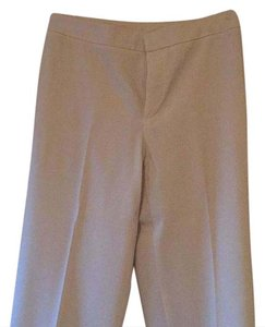 Dana Buchman Straight Pants Cream