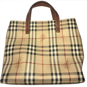 Burberry Tote in Check