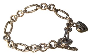 David Yurman gold heart