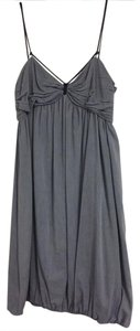 Stella McCartney Stella Bubble Hem Strap Rope Dress