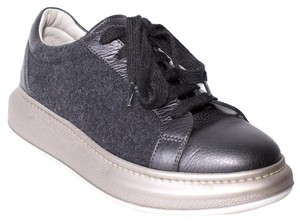 Brunello Cucinelli Sneaker Grey gray Platforms