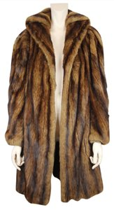 Other Sable Art Deco Vintage Stroller 1930's Fur Coat