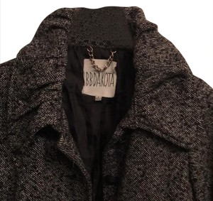 BB Dakota Marled Pea Coat