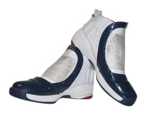Air Jordan And Blue white navy red Athletic