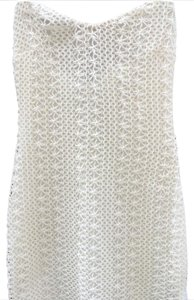 Sparkle & Fade short dress White on Tradesy