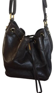 Marc by Marc Jacobs Leather Leather Drawstring Shoulder Bag