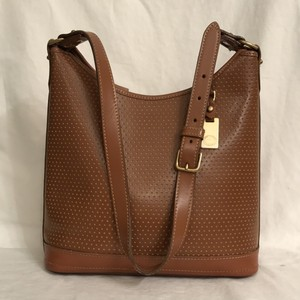 Dooney & Bourke Leather Vintage Special Edition Hobo Shoulder Bag