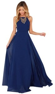 BLUE Maxi Dress by Lulu*s