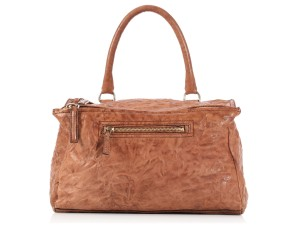 Givenchy Gv.l0106.07 Agneau Washed Leather Tan Satchel
