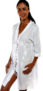 Lirome Boho Summer Resort Nautical Beach Tunic