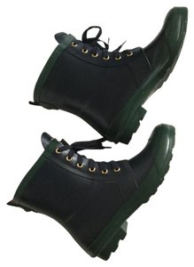 Tommy Hilfiger Navy Blue Boots