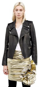 Faith Connexion Leather Leather Jacket