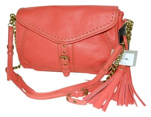 Isabella Fiore Heritage Leather Southwest Cross Body Bag
