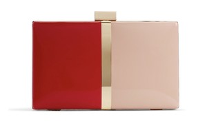 ALDO Night Out Date Night Los Angeles Classic Red Clutch