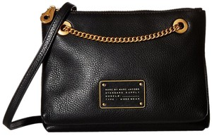 Marc by Marc Jacobs Too Hot To Handle Doubledecker Leather Cross Body Bag