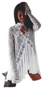 Free People Bohemian Hippie Lace Dress