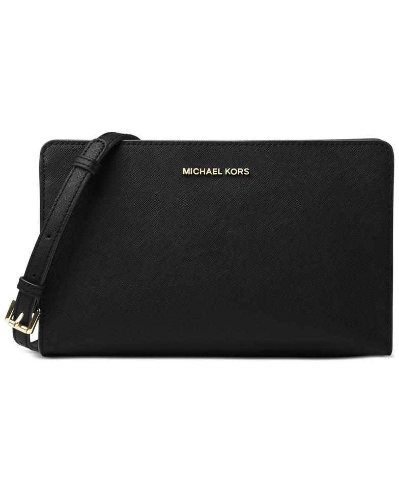 fa085f43fed16a Michael Kors Clutch With 3 Sticker Bar Large /Clutch Set (Boxed ...