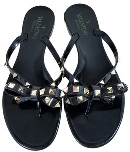 Valentino Jelly Sandals Up To 70 Off At Tradesy