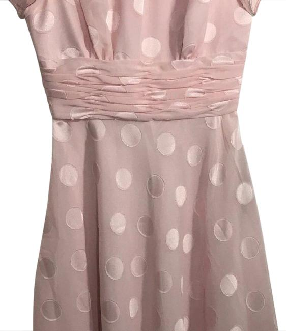 Preload https://item5.tradesy.com/images/coldwater-creek-pink-polkadot-party-mid-length-cocktail-dress-size-petite-6-s-20757189-0-1.jpg?width=400&height=650