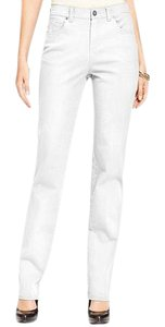 Style & Co Tummy-control 16 Straight Leg Jeans