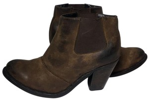Jeffrey Campbell 7 Cowgirl Women's 7 Cowgirl 7 Brown Boots