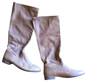 Banana Republic Flat tan Boots
