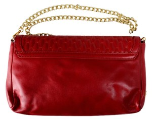Just Cavalli Red Clutch