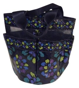 Vera Bradley Muticolor Cosmetic/ Toiletry Bag