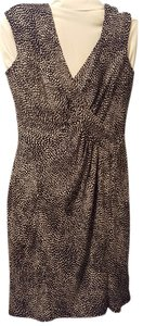 Ann Taylor Chic Polyester Dress