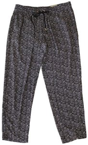 Express Drawstring Printed Pants