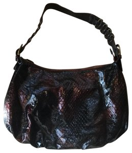 Sondra Roberts Rare Find Made Rich Color Compliment Getter Well Maintained. Hobo Bag