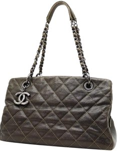Chanel Tote in Bronze
