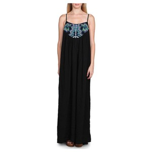 Black Maxi Dress by En Crème