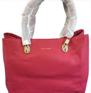 Cole Haan Tote in Electra Pink