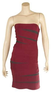 Hervé Leger Cocktail Bandage Dress