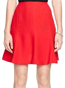 Ralph Lauren Mini Skirt Red
