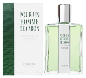 Caron CARON Pour Homme by Caron, Men's Eau de Toilette Spray 4.2 oz