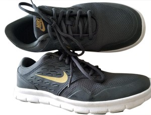 Nike Black And Gold Workout black, gold Athletic
